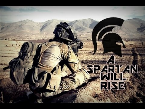 "A Spartan Will Rise - ""Wild Thing"" 