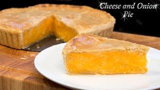 Cheese, Onion, and Potato Pie