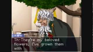 Ace Attorney Investigations: Miles Edgeworth - Ep. 5, Part 27: Passionate about Passionflowers