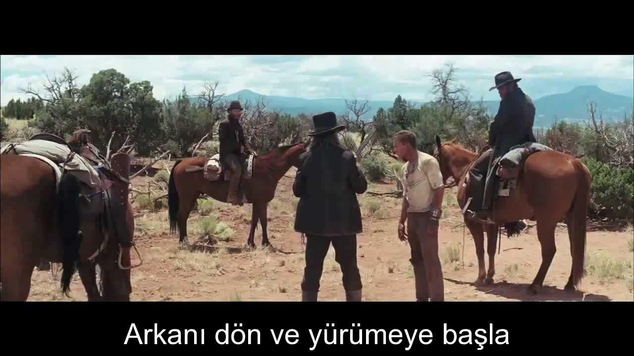 Cowboys & Aliens - Kovboylar Ve Uzaylılar Film Fragman