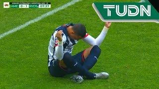 Gol de Funes Mori | América 0 - 1 Monterrey | Liga MX - Ap19 | TUDN México