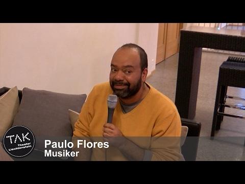 TAK-Backstage mit Paulo Flores, Interview 2017