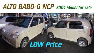 Suzuki Alto Baboji 2004 NCP 660cc for sale | Suzuki Alto - Used Suzuki alto ncp car