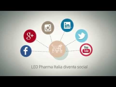 Scopri i canali social di LEO Pharma Italia