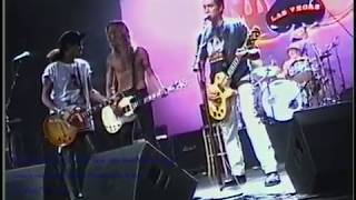 "Neurotic Outsiders ""No Fun"" Rehearsal raw footage Sept. 1995 at the..."