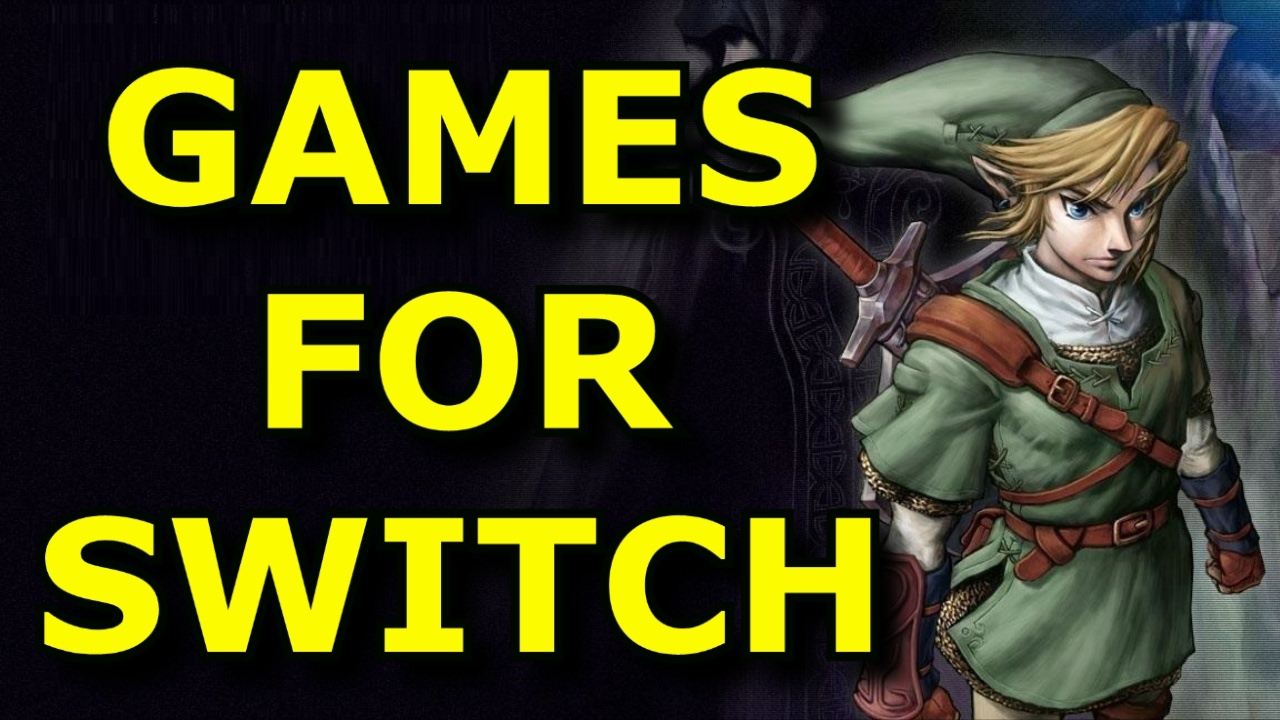 Top 10 Wii U Games We Want On Nintendo Switch Youtube