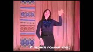 """Жестовая песня """"Песня о школе"""" - Ирина Самусева"""