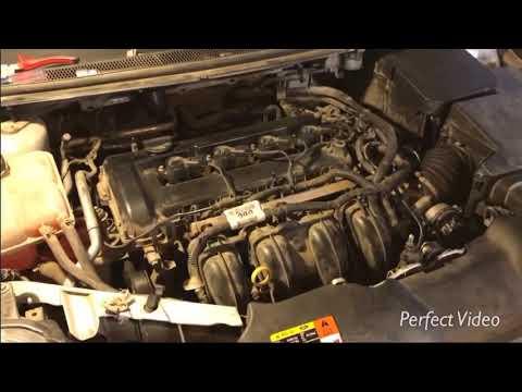 Вибрация двигателя Форд Фокус 2, рестайл 1.8. Решения проблемы!!!