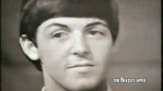 The Beatles 1st Live TV Appearance On Oct 4, 1963