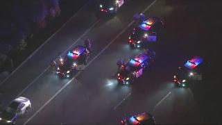 Baixar WATCH LIVE: Police Pursuit on Westbound 134 Freeway
