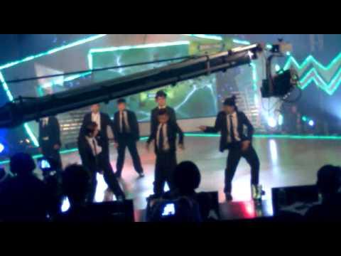 Vũ điệu xanh 2011 - Milkyway vòng 1