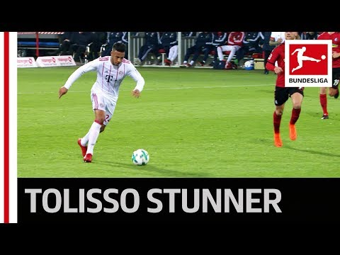 What A Hit! - Bayern's Tolisso Scores Long-Range Belter