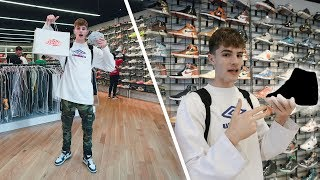 Flying Out to New York to Buy Rare $2,000 Sneakers!