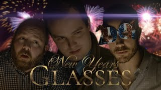 New Years Glasses