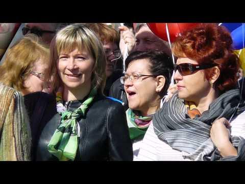 первомайская демонстрация 2017 в самаре смотреть видео белье