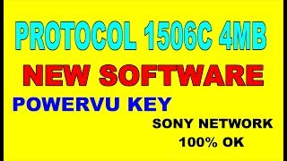 PROTOCOL 1506C 4MB NEW SOFTWARE 2018