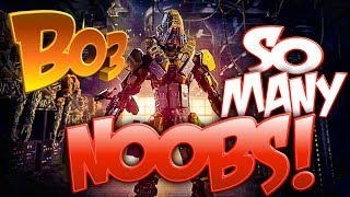 Black Ops 3 in 2019 LIVE! So Many NOOBS 😂