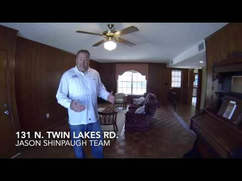 Jason Shinpaugh Team - Full Tour of 131 N. Twin Lakes Rd. Cocoa