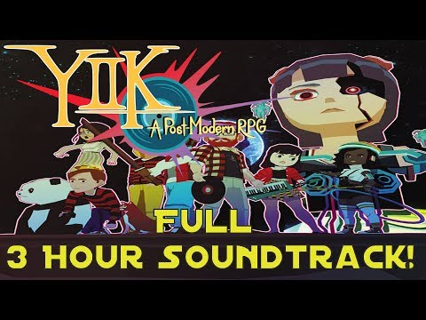 YIIK: A Post Modern RPG - Full Soundtrack - Timestamps Below