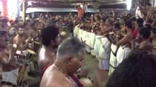 Video 4 - Panchari Melam