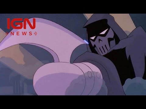 Batman: Mask of the Phantasm Finally, Officially Coming to Blu-ray - IGN News