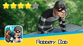 Robbery Bob Summer Camp Level 02 Walkthrough Prison Bob Recommend index four stars