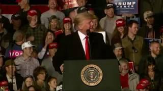 Trump praises congressman for assaulting reporter
