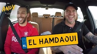 Mounir El Hamdaoui - Bij Andy in de auto