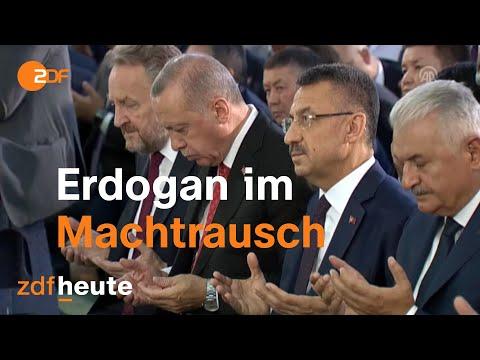 Fünf Jahre nach dem Putschversuch: Wie Erdogan die Türkei umbaut | auslandsjournal