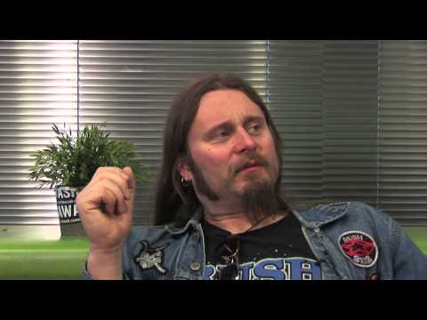 Enslaved interview - Grutle Kjellson (part...
