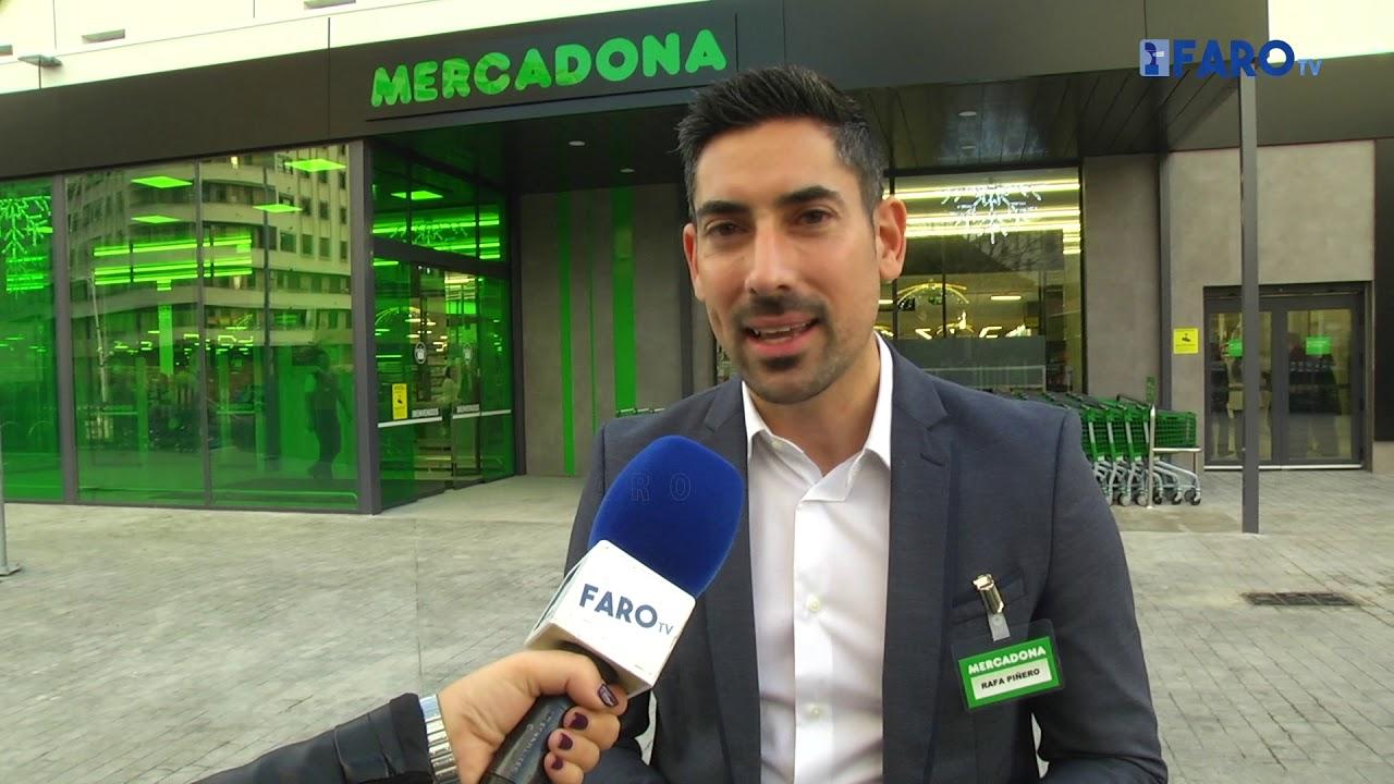 Mercadona ha abierto hoy su segundo supermercado en Ceuta