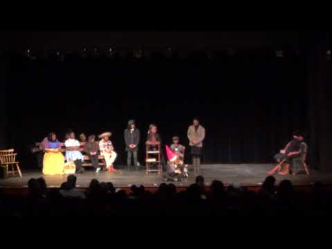 Kuumba Academy Charter School Show - Fairytale Courtroom Witch Trial