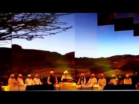 A. R. Rahman 'Marhaba Ya Mustafa' LIVE in concert Dubai 2014 #DubaiSufiWeekend