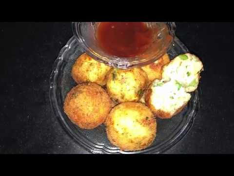 Cheese Corn Balls | Easiest Vegetarian Appetizer | Indian Appetizer Recipe |
