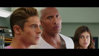Baywatch (2017 Dwayne Johnson & Zac Efron Action Comedy) - Official HD Movie Trailer