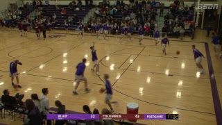 BSDN Live - Blair vs Columbus - Girls Basketball - 2018/19