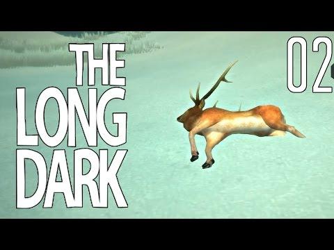 The Long Dark [#2] MEGA pożywny jeleń