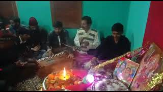 Jagrata at Trigam.Singer Prabhat g and Tabla master Partap singh.