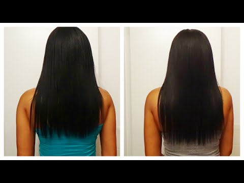 Biotin 90 Day Hair Growth Challenge Update For Relaxed