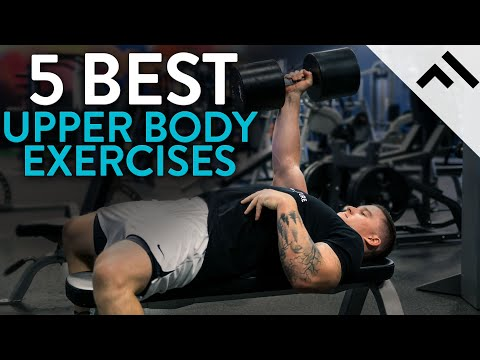 5 Best Upper Body Exercises You're Neglecting That Can Build Your Bench Press