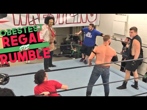 GIANT REGAL RUMBLE RETURN CHANGES EVERYTHING IN GTS WRESTLING!
