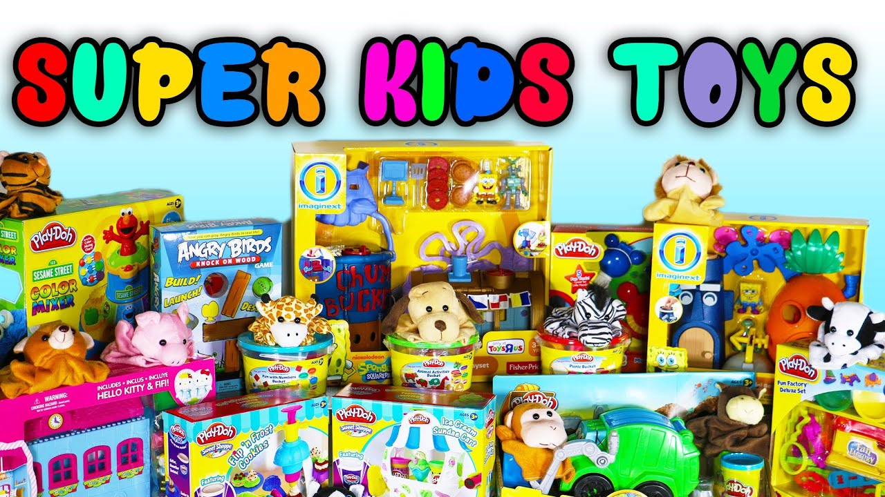 Super Kids Toys Fun New Channel from Super Kids Network