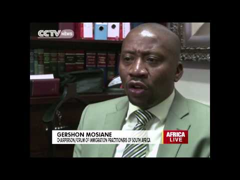 Strict South Africa Immigration Law Spark Zimbabwean Migrants