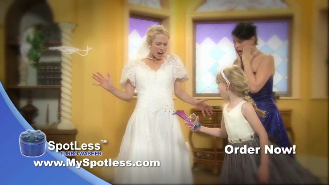 Emergency wedding dress spot removal how to remove stains for Wedding dress stain removal