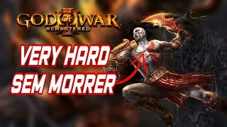 GOD OF WAR 3 VERY HARD SEM MORRER