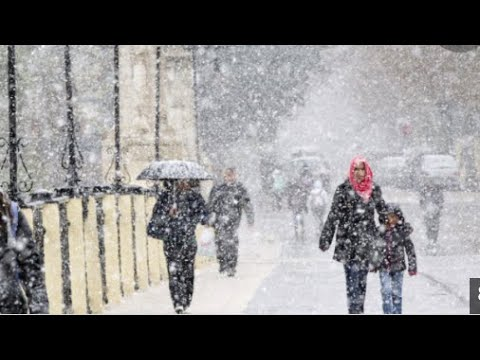 Red Alert Freaky Blizzard To Hit Spain Heavy Snow And Arctic Cool
