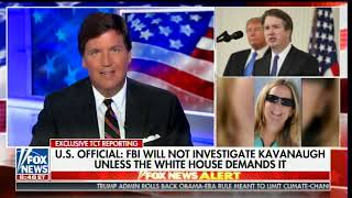 Breaking: FBI Will Not Investigate Christine Ford 36-Year-Old ever-Changing Allegations of Abuse