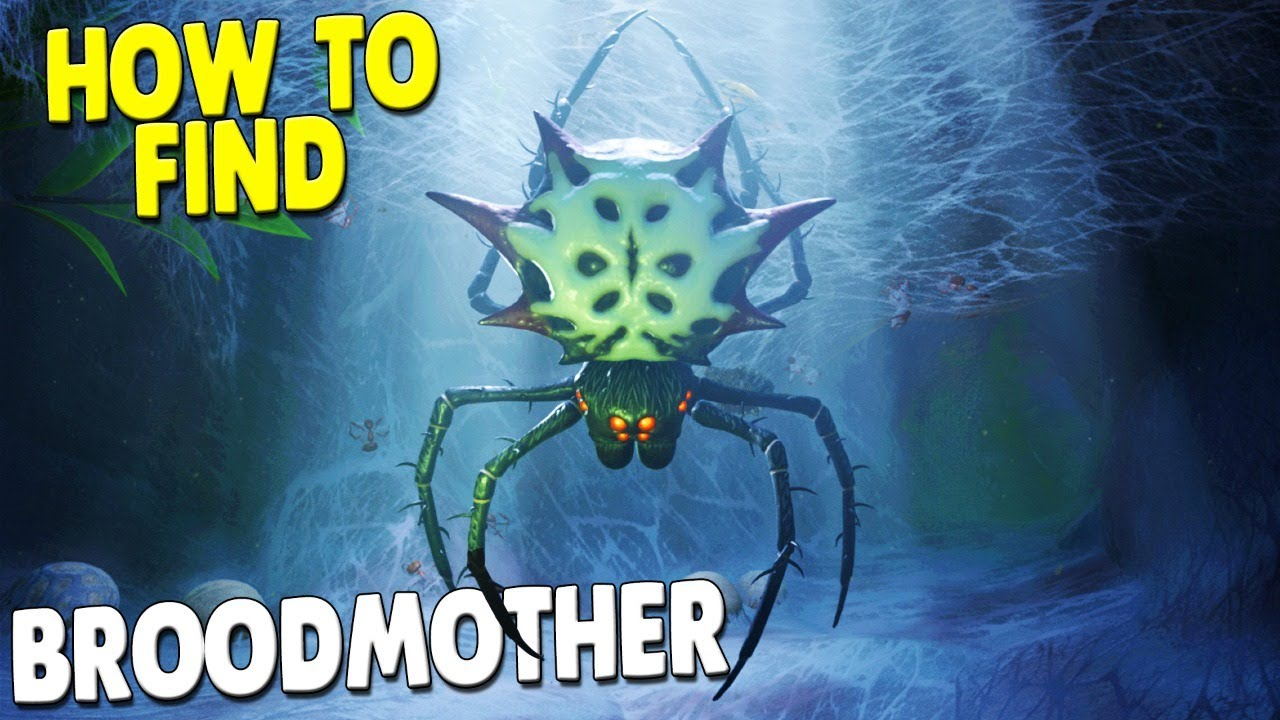 HOW TO FIND & FIGHT THE BROODMOTHER IN GROUNDED - Massive Grounded Update | Multiplayer Survival