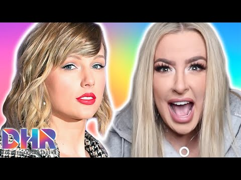 Taylor Swift REVEALS Past Eating Disorder! Tana Mongeau's LIFE-THREATENING AirBnB Incident! (DHR)