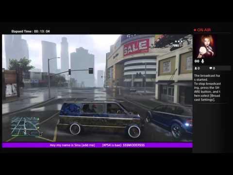 SINA_1738's Live PS4 Broadcast